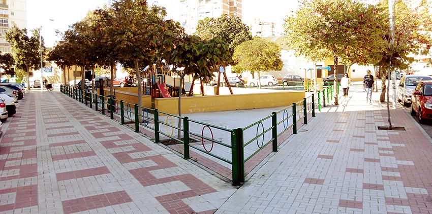 Malakat n propuestas urbanas para el peat n dise o for Mobiliario espacio publico